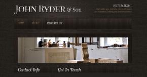 John Ryder and Son screenshot