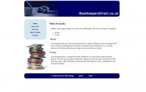 Bookkeepers Direct screenshot