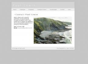 Paul Lewin screenshot