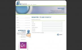 PMFinder.com screenshot