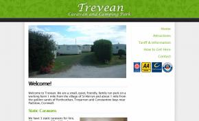 Trevean Caravan and Camping Park screenshot